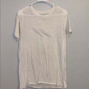 Urban Outfitters • SP Basic White Tee